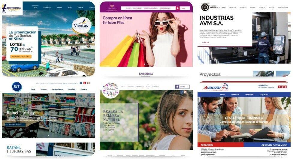 Wordpress ✅ Web Design ✅ Website development ✅ E-commerce ✅ Woocommerce ✅ Domain