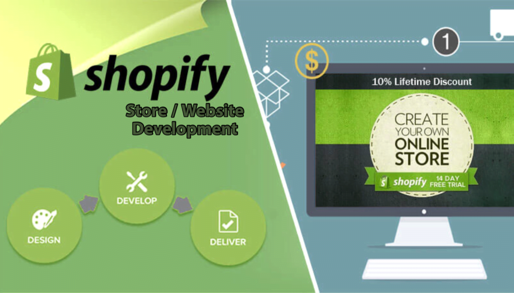 Build an ULTIMATE Custom Shopify Dropshipping Store/ Website