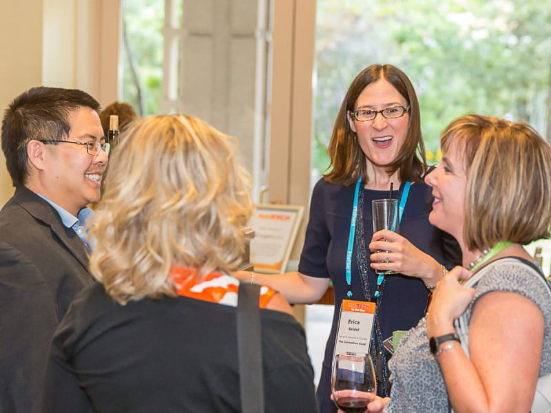 Build relationships for marketing success at MarTech