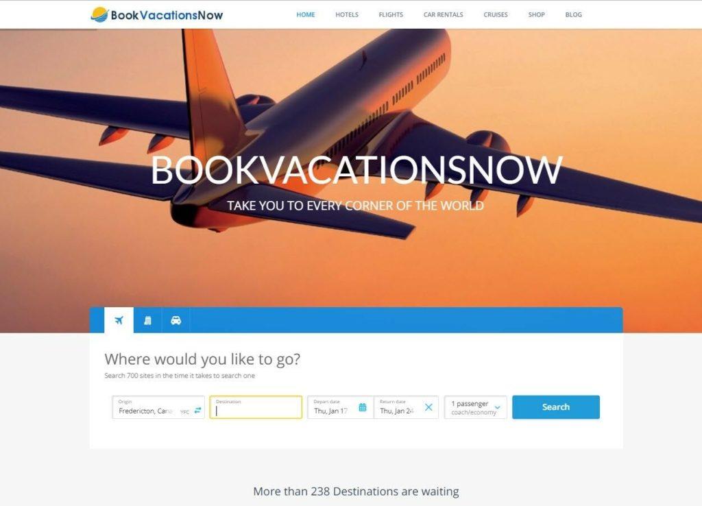 Established Turnkey Mobile Friendly WordPress Travel Website Make $1 -$4/Click