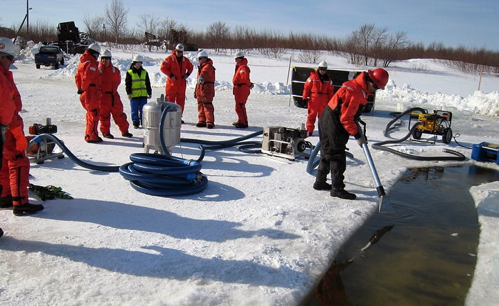 Global Emergency Spill Response Market