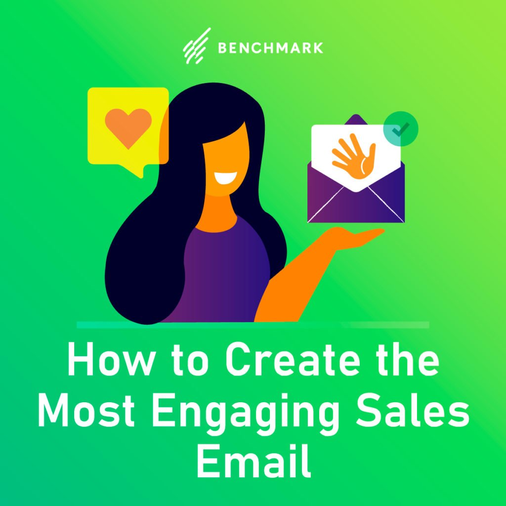 How to Create the Most Engaging Sales Email