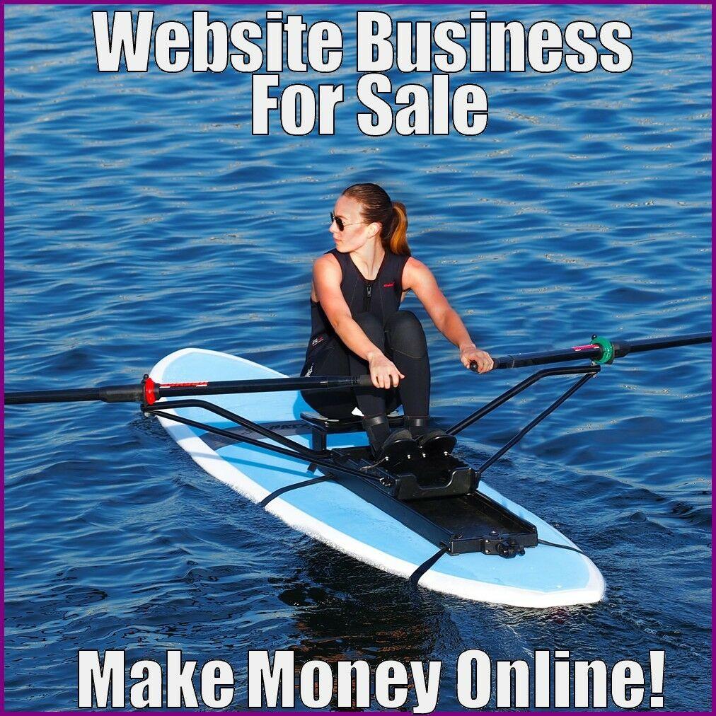 ROWING Website Earn $326.51 A SALE|FREE Domain|FREE Hosting|FREE Traffic