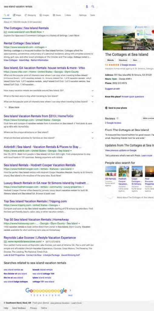 SEO/SEM Disrupted: How Google Travel is Shaking up the Marketing Funnel