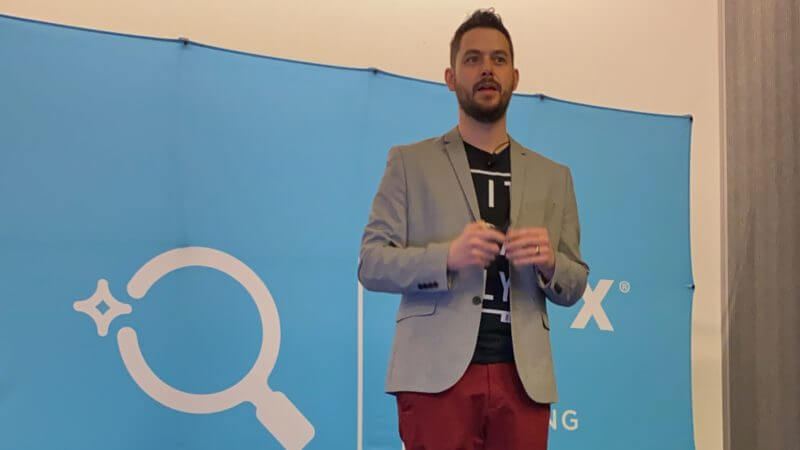 Kirk Williams of ZATO Marketing spoke on Google Smart Shopping campaigns at SMX West 2020.