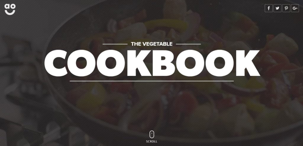 The Vegetable Cookbook
