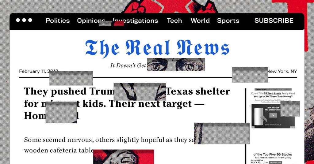 These Fake Local News Sites Have Confused People For Years. We Found Out Who Created Them.