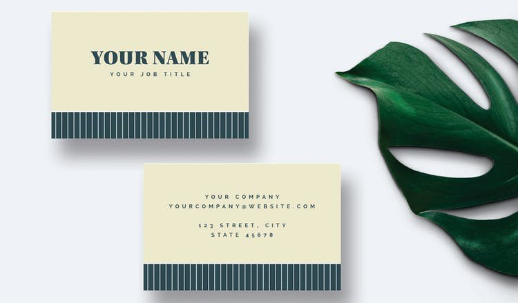 make many business cards in seconds : marketing