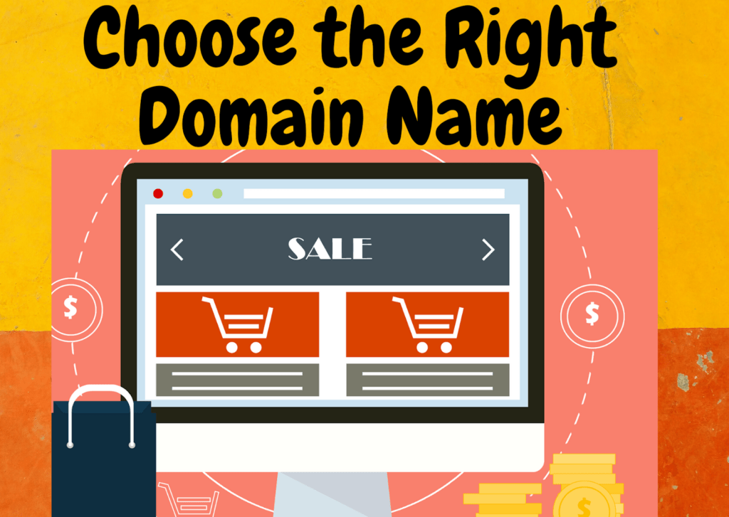 7 Leading Tips in Choosing the Ideal Domain Name for Your Ecommerce Store