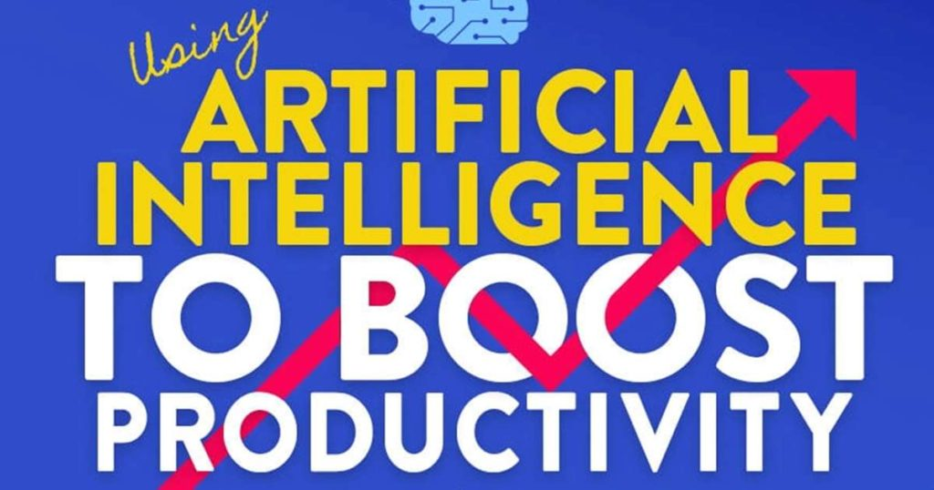 Artificial Intelligence: Boosting Workplace and Marketing Productivity