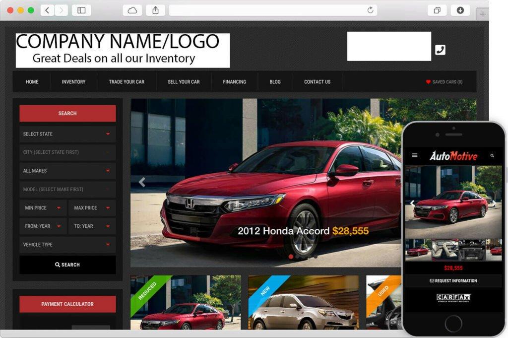 Best Car Dealer Websites Design 100's of Visitors A Day Guaranteed Check Stats C
