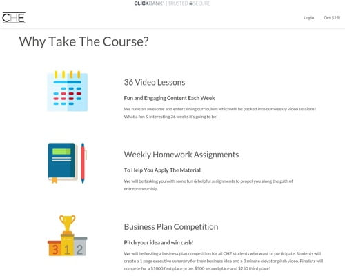 Course Plans - Christian Homeschool Entrepreneurship