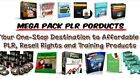 Get Over 8 000 000 Million PLR Articles, eBooks, Book Covers, Video Training.