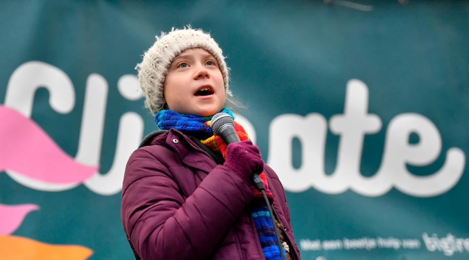 Greta Thunberg launched ″TalksForFuture,″ a quarantine-compliant initiative for young people to carry on the spirit of the climate strikes.