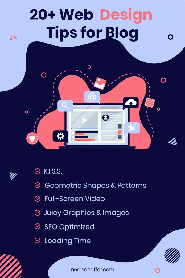 Best Blog Web Design Tips