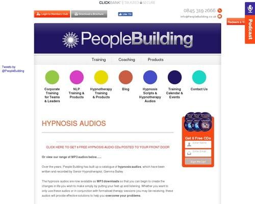 Hypnosis Scripts, Hypnosis Cds, NLP Cds, Hypnosis Ebooks, NLP Ebooks