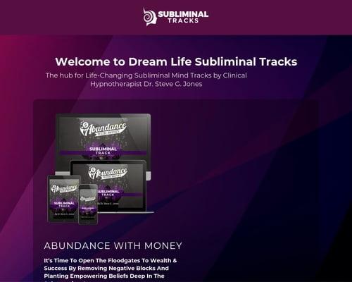 Subliminal Tracks - By Dr. Steve G. Jones