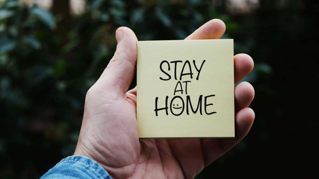 The Stay At Home Diary: Week 1