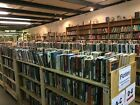 Warehouse Bookstore Contents For Sale (60,000+ used books and equipment)