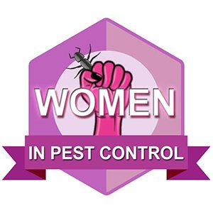 LOGO: WOMEN IN PEST CONTROL