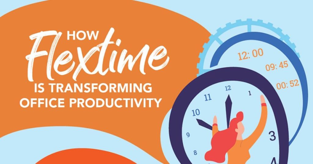 Workplace Productivity: Flextime Is Viable Option