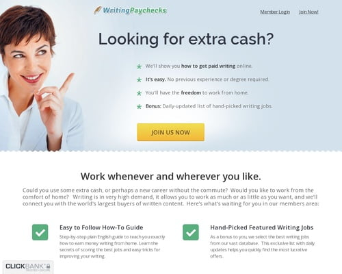 Writing Paychecks - Insane Conversions!
