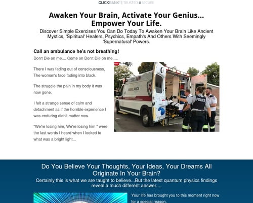 Awaken Your Genius