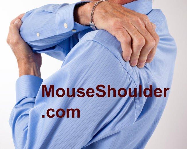 Domain name   Mouse Shoulder.com  for medical product / service business website