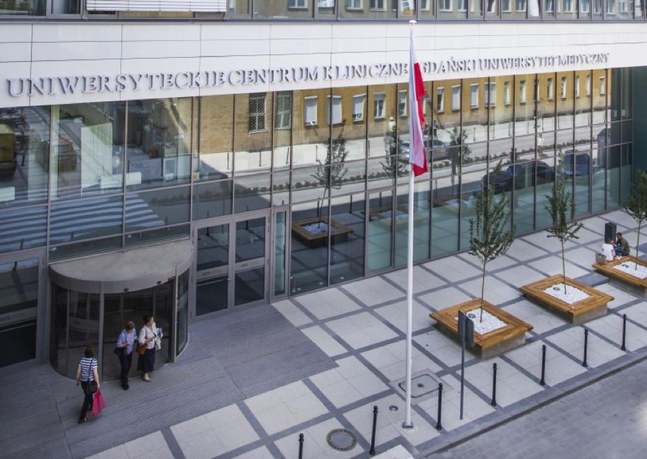 University Clinical Center in Gdansk