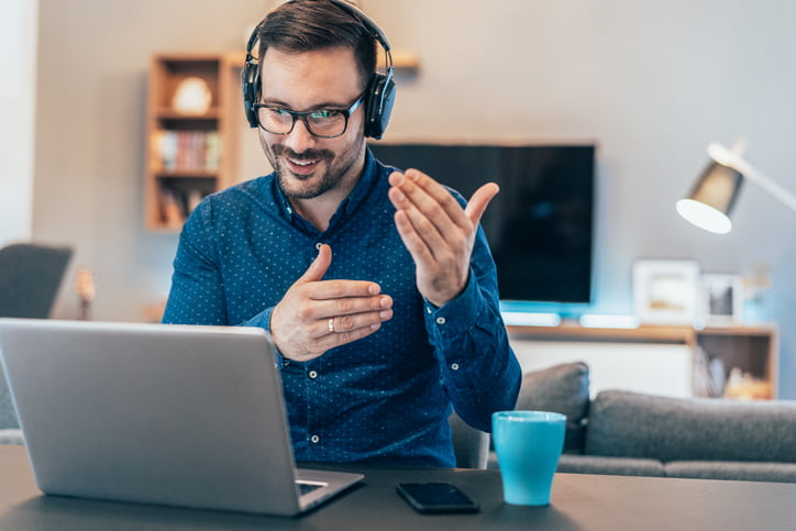 A quick pulse survey of your teams can help you understand their WFH experience