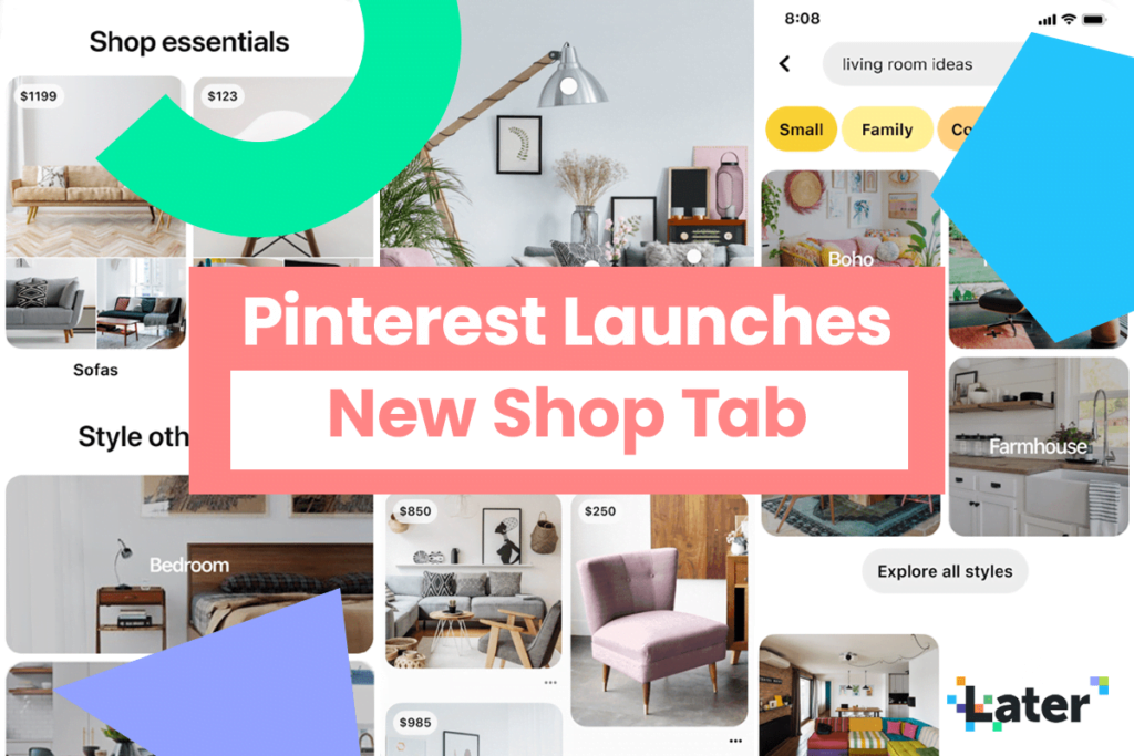 How the New Pinterest Shop Tab Drives More Sales for Your Business