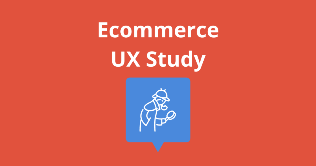 How to Pivot Quickly with an Ecommerce Usability Study
