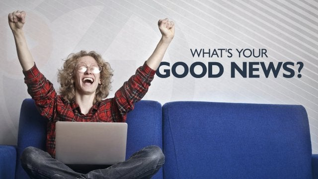 How would you promote my new site (COVID Good News)? : marketing
