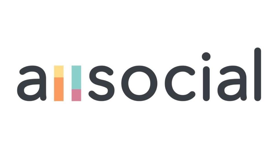 The new AllSocial social media platform