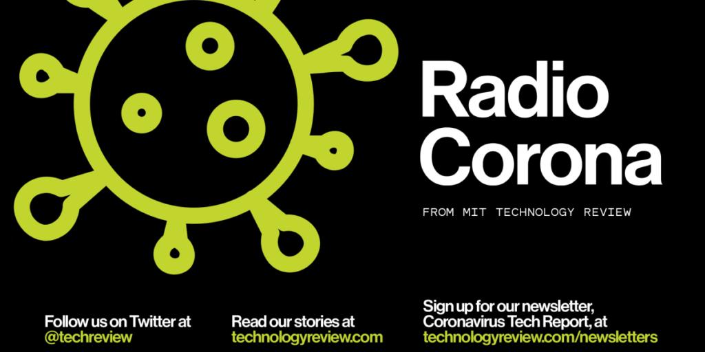 Radio Corona, Apr 23: would you get volunteer to get the coronavirus?