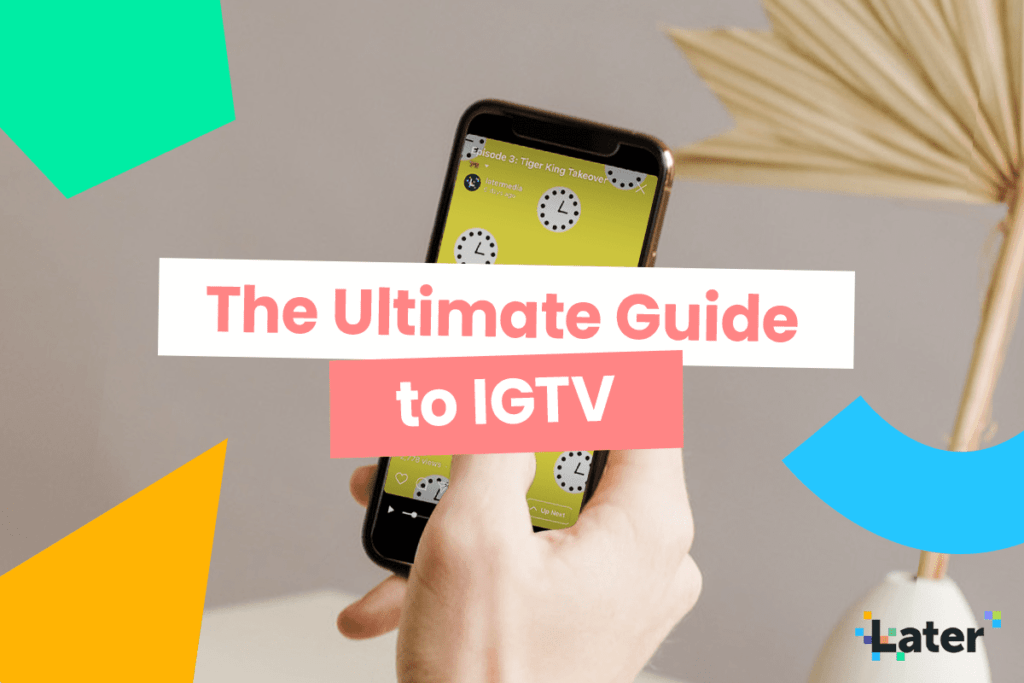 The Ultimate Guide to Instagram's Video Platform -- Later Blog