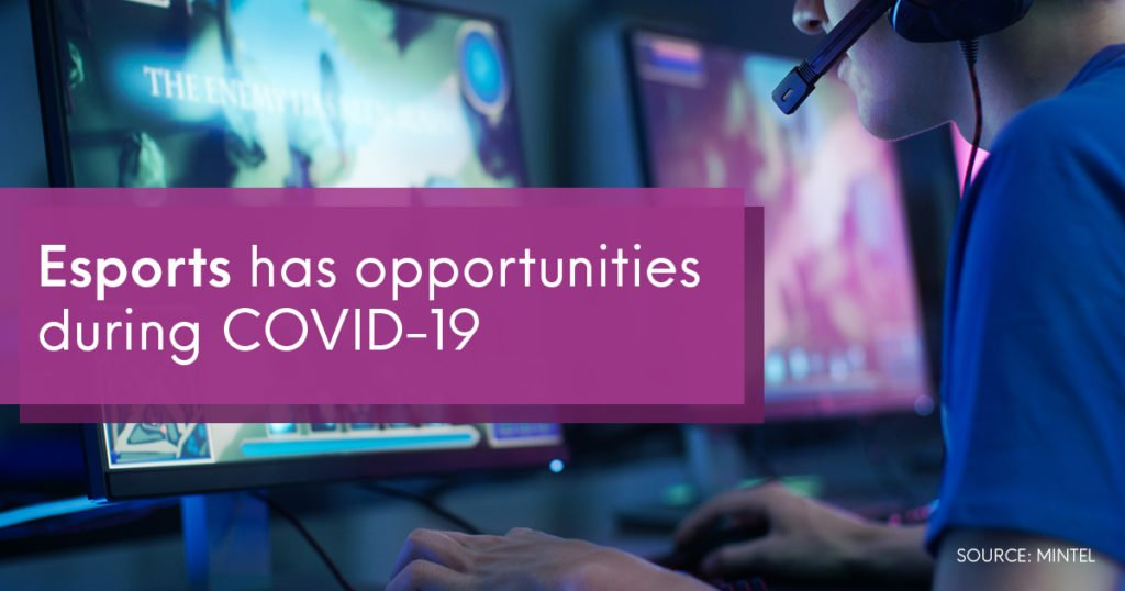 [WATCH] Esports has opportunities during COVID-19