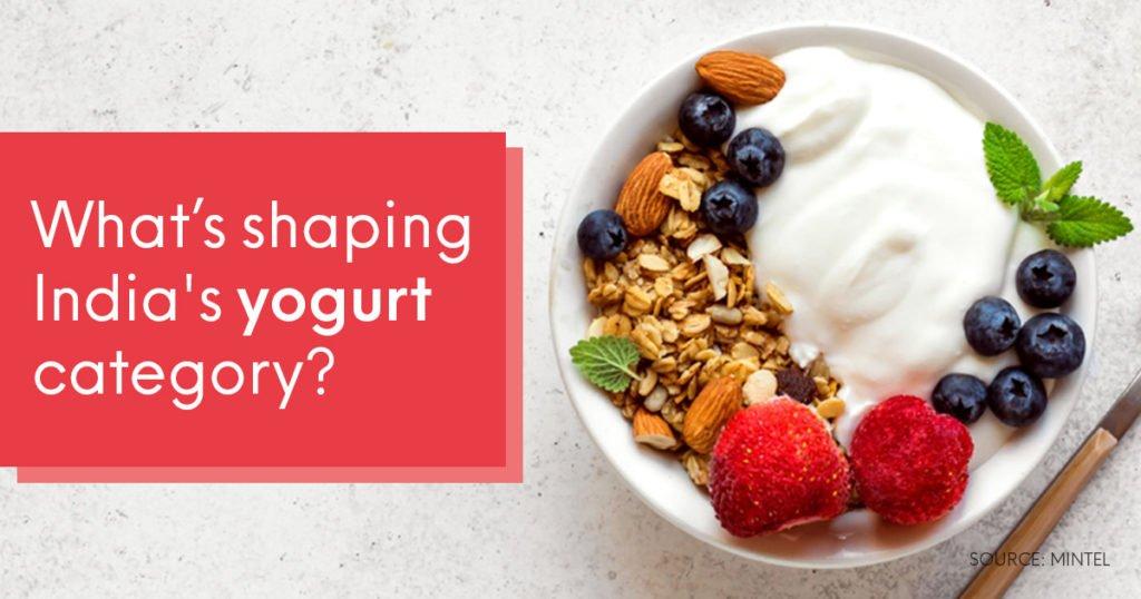What's shaping India's yogurt category?