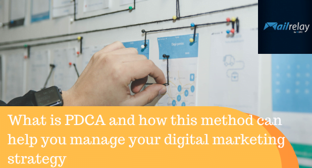 What is PDCA and how this method can help you manage your digital marketing strategy