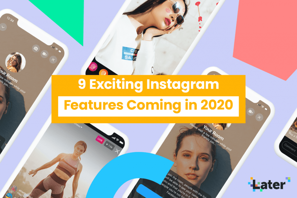 instagram features 2020