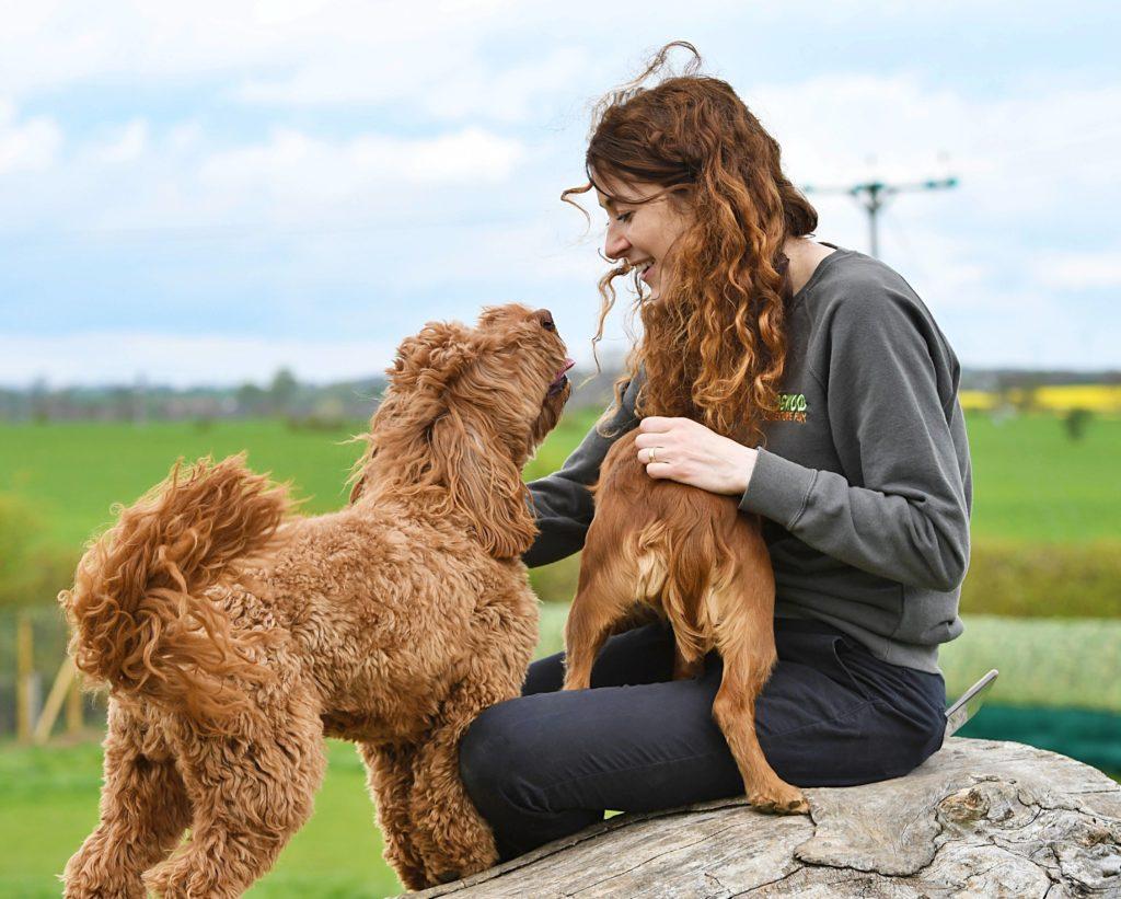 Dogwood Adventure founder Katie Guastapaglia