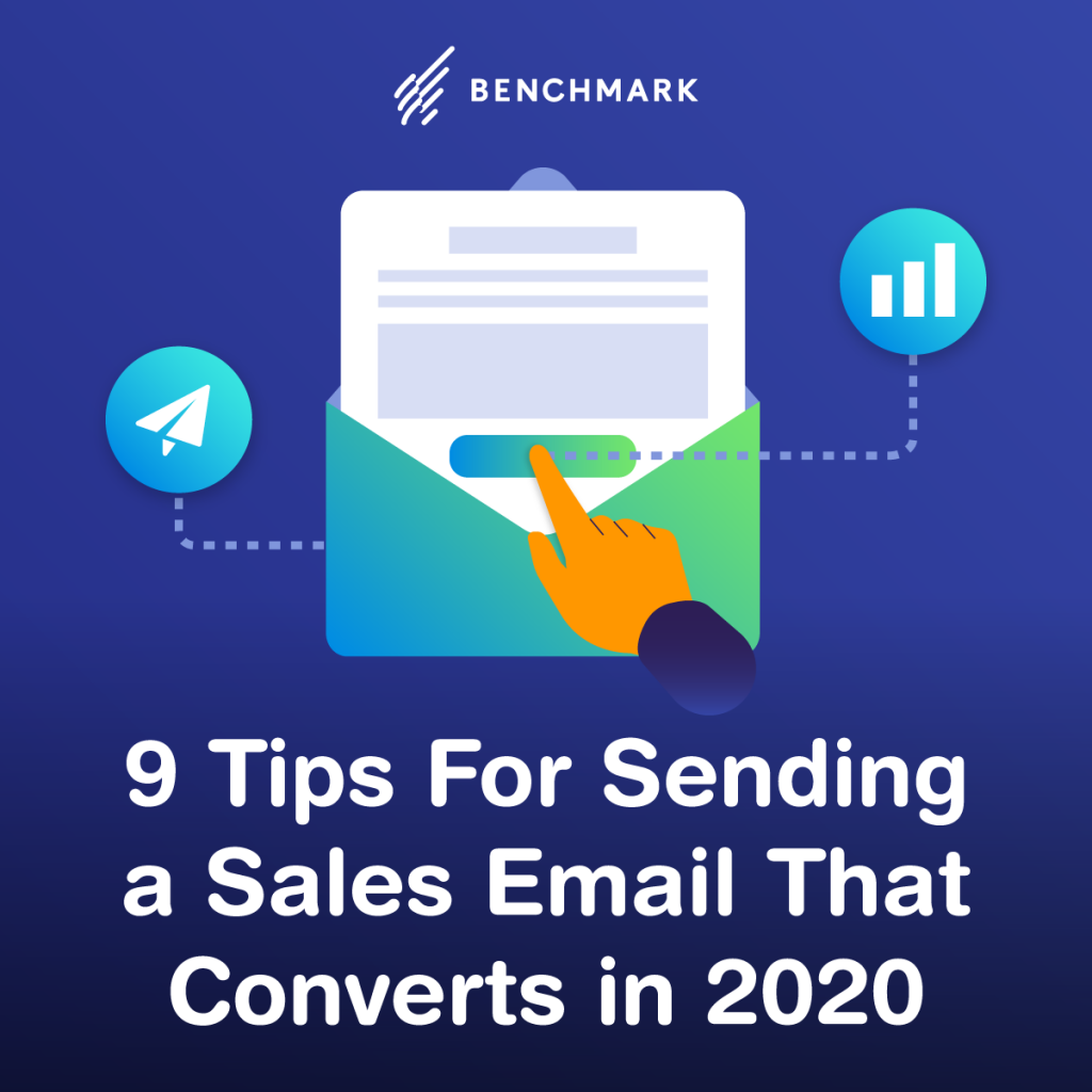 9 Tips For Sending a Sales Email That Converts in 2020