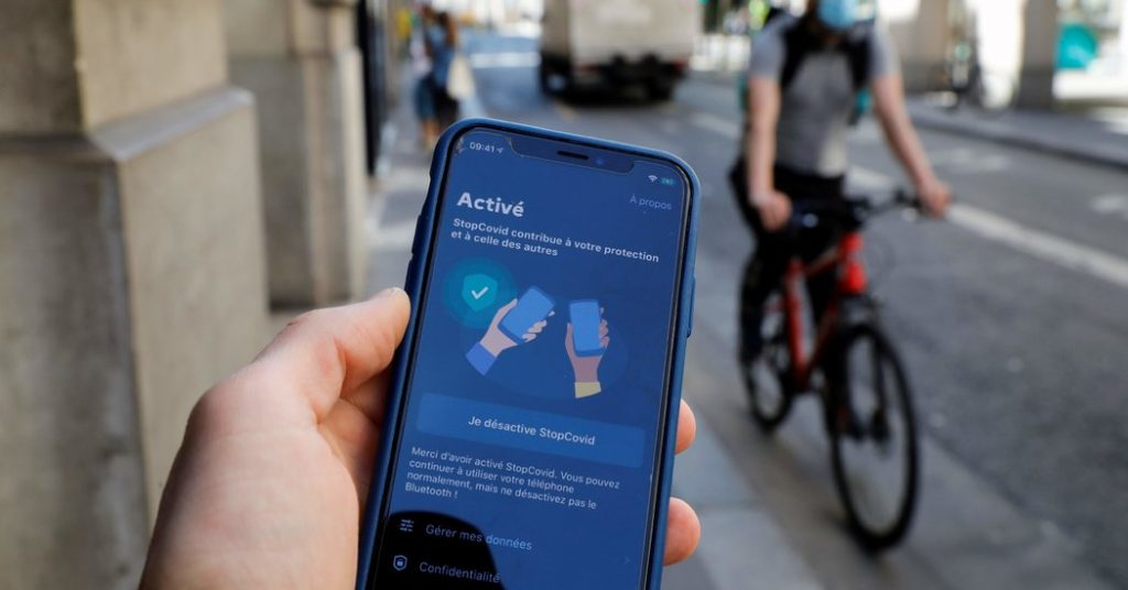 Europe Rolls Out Contact Tracing Apps, With Hope and Trepidation