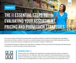 11 Essential Steps to Evaluating Your Assortment, Pricing and Promotion Strategies Thumbnail