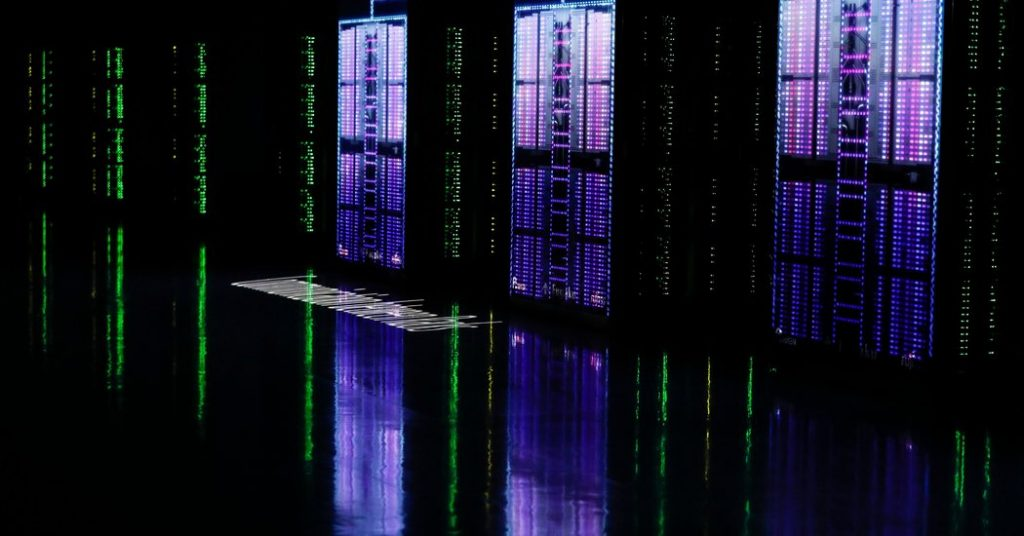 Japanese Supercomputer Is Crowned World's Speediest
