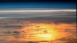NASA sunset simulation videos reveal haunting beauty of sundown on other planets