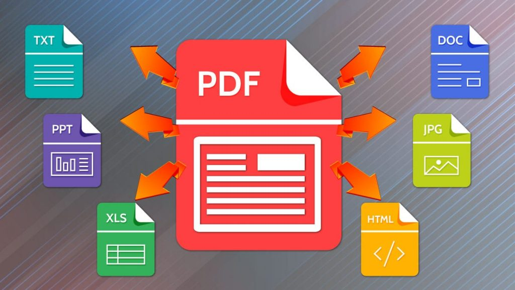 The top 3 online PDF file converters