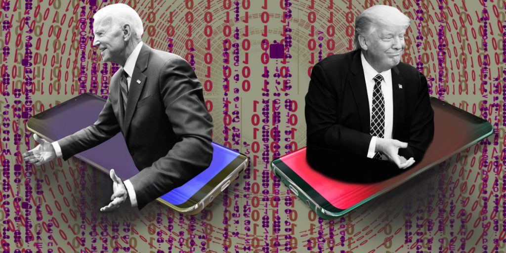 Trump's data-hungry, invasive app is a voter surveillance tool of extraordinary power