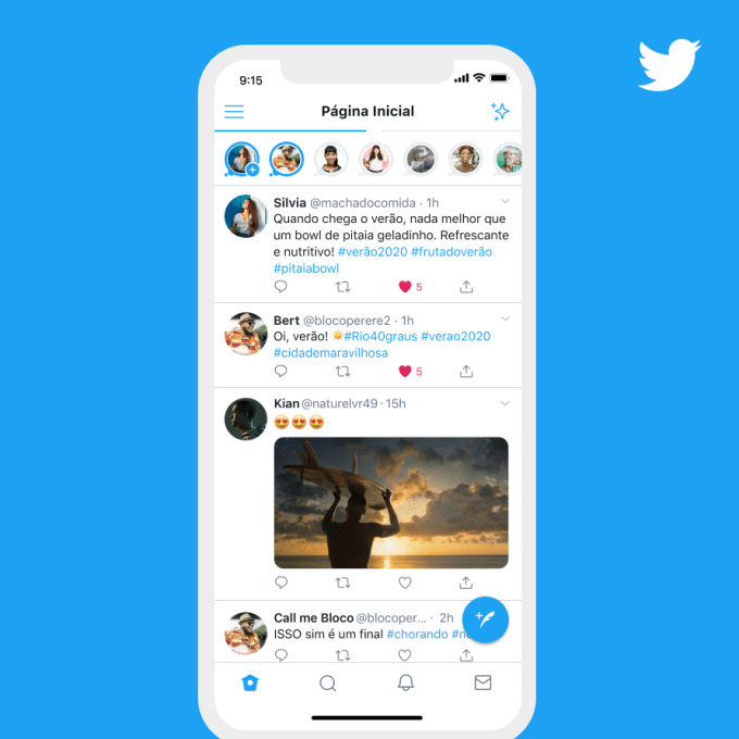 Twitter Tests Out Its Own Take on Stories With Fleets: MoreVisibility