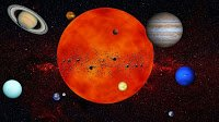 Video: The Solar System to Scale